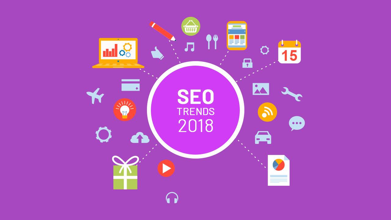 SEO trends 2018