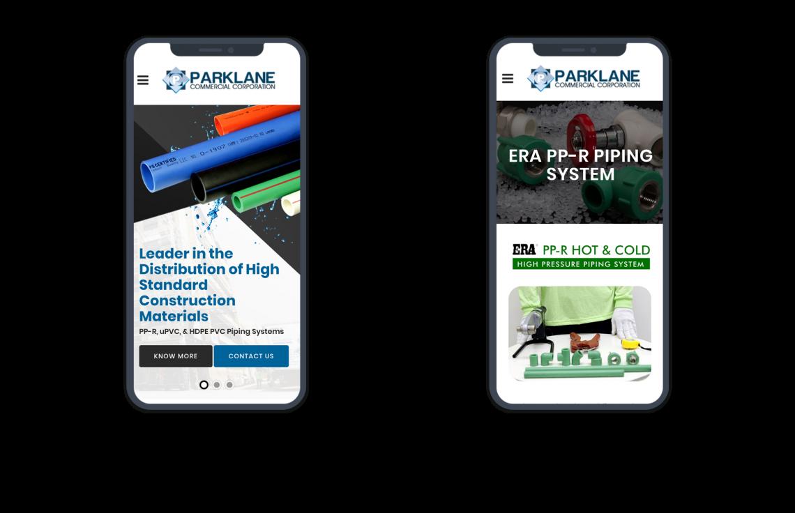 Parklane Commercial Corp Mobile