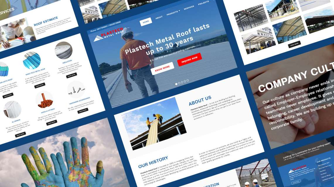 Plastech Metal Roof Screenshots