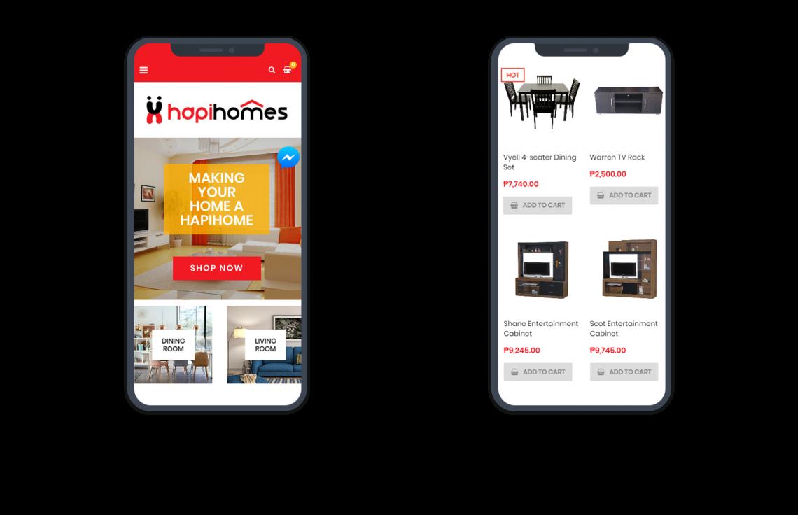 Hapihomes Mobile