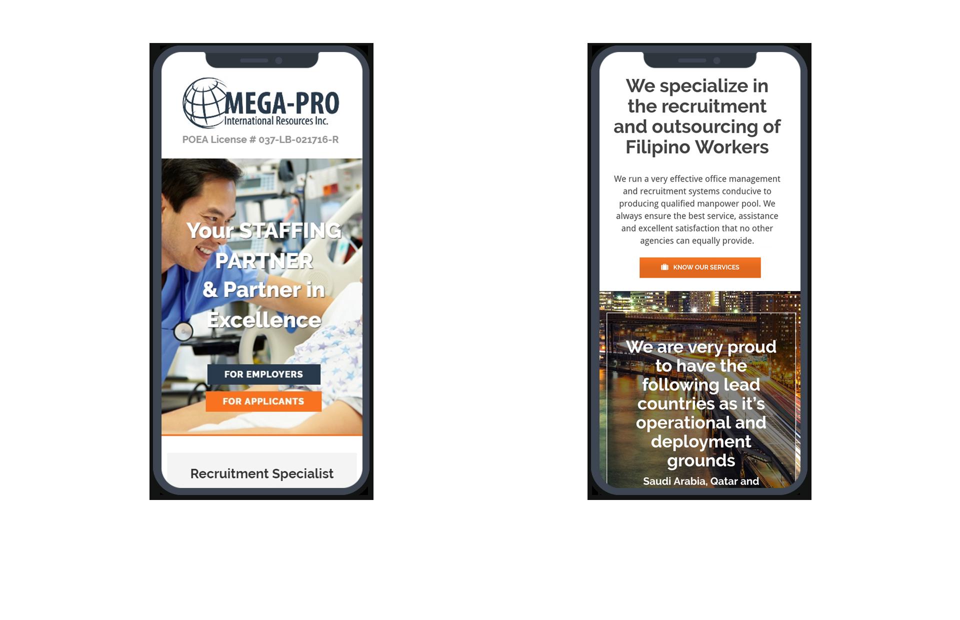 Mega Pro International Mobile
