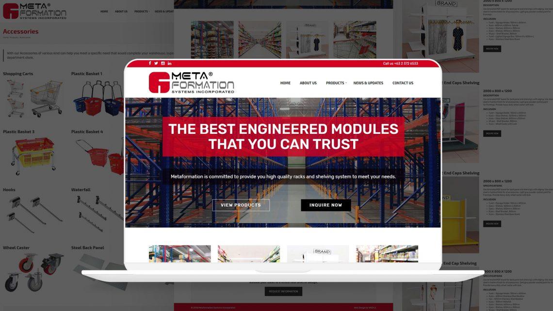 Metaformation Website
