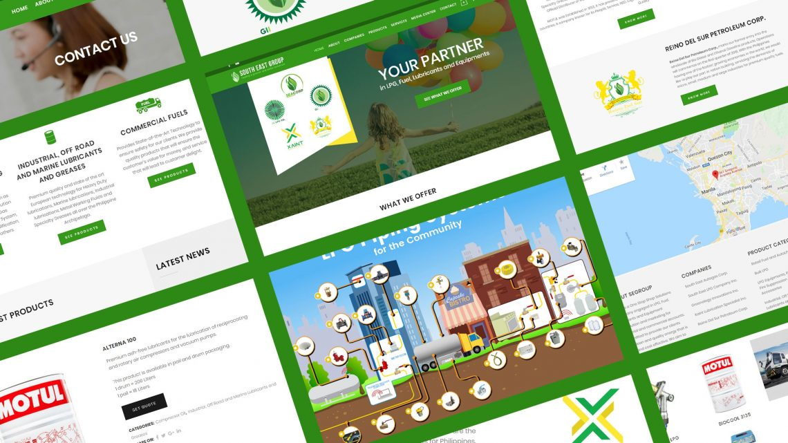 South East Group Screenshots