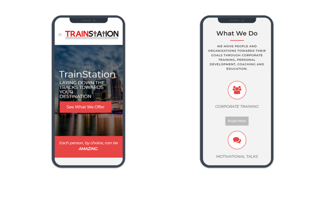 Trainstation Mobile