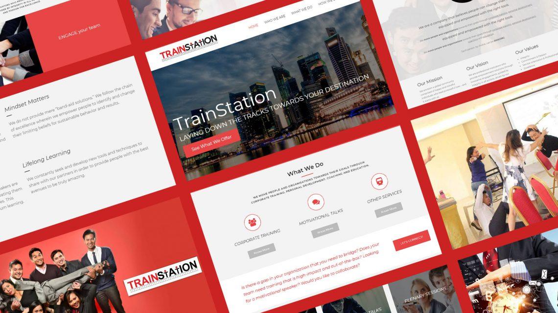 Trainstation Screenshots