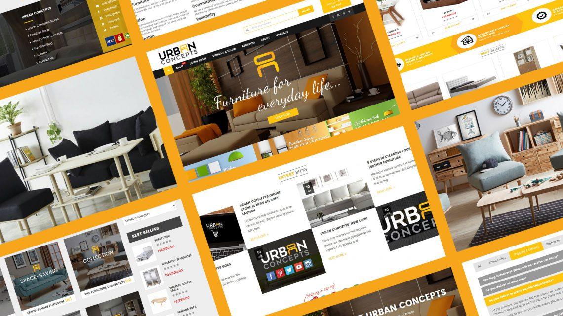 Urban Concepts Screenshots