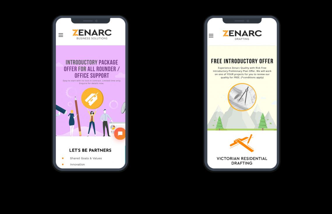 Zenarc Mobile