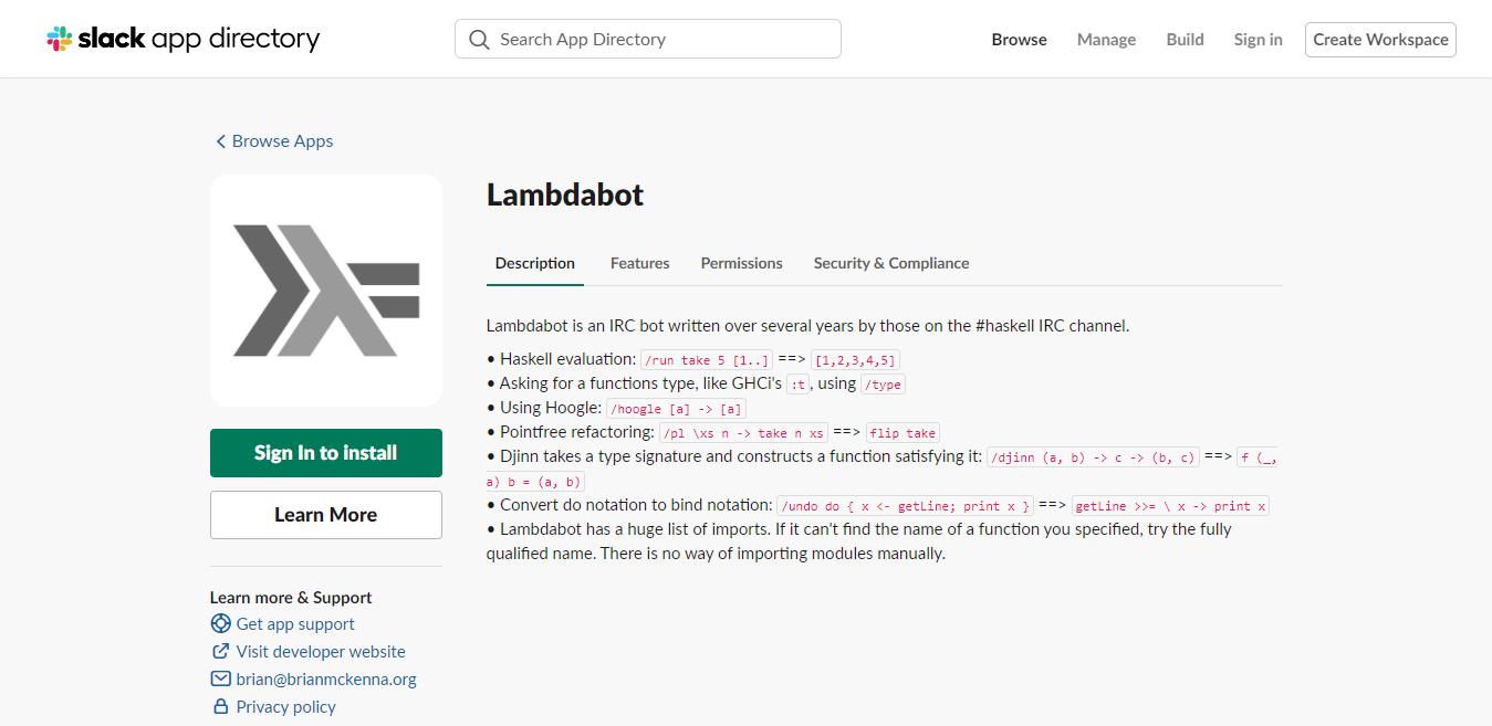 lambdabot