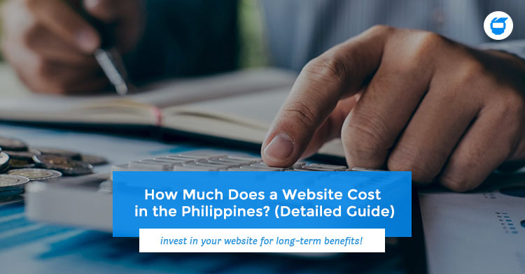 website cost in the philippines