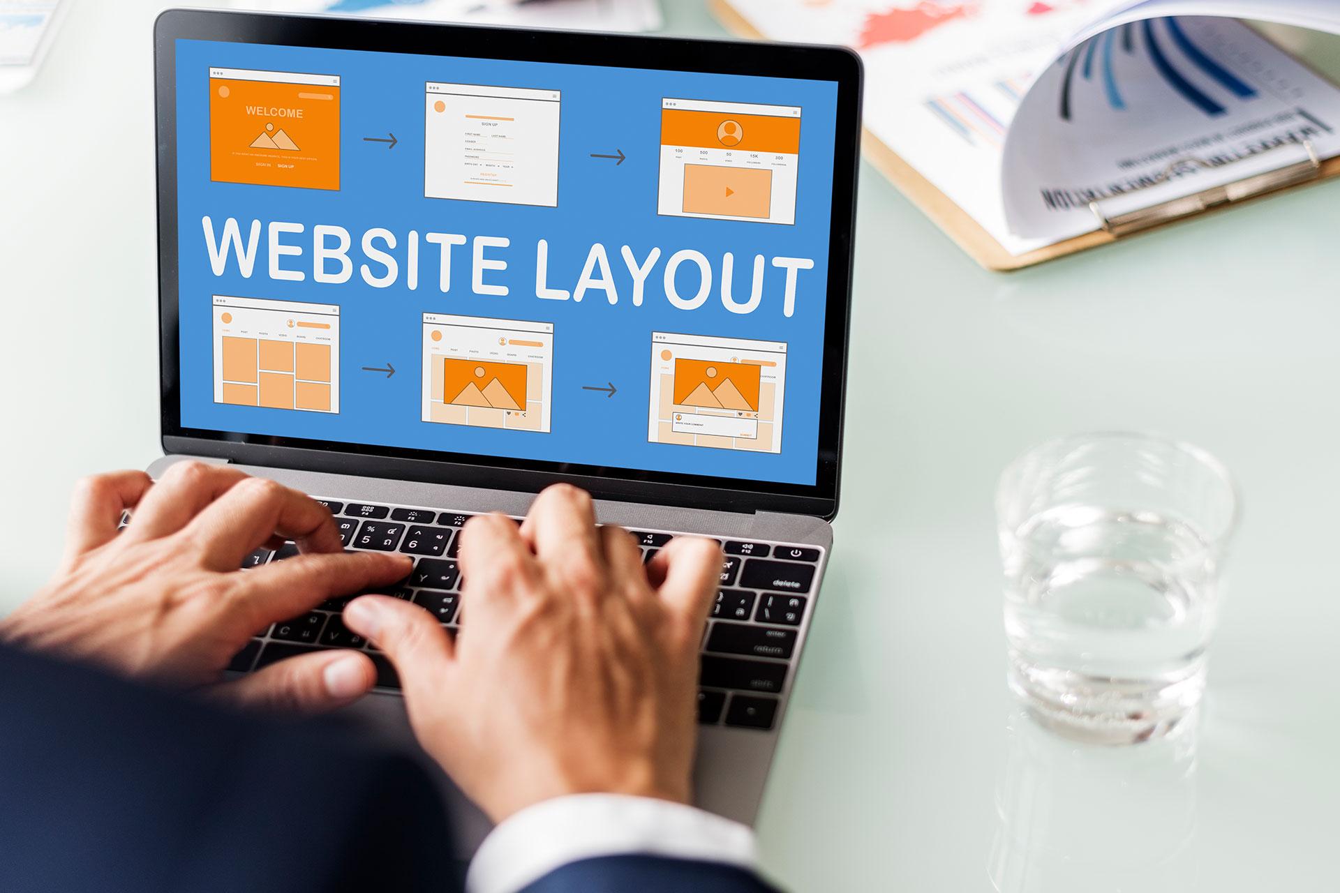 type of websites