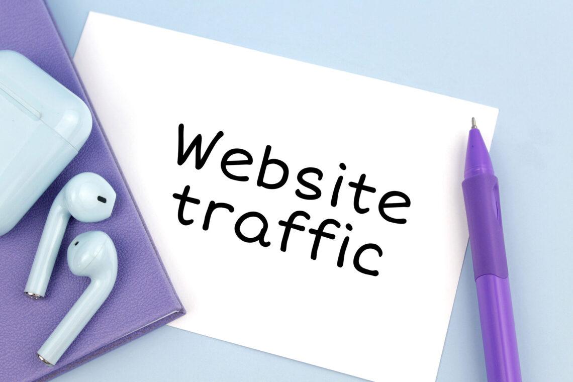types of website traffic