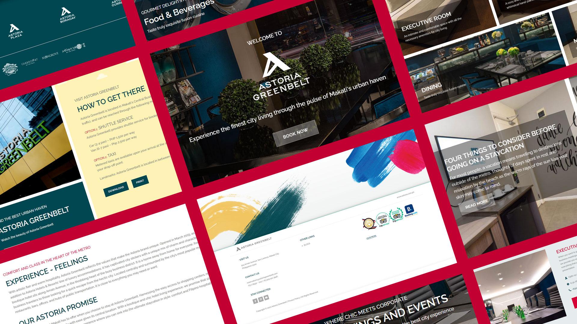Astoria Greenbelt Screenshots