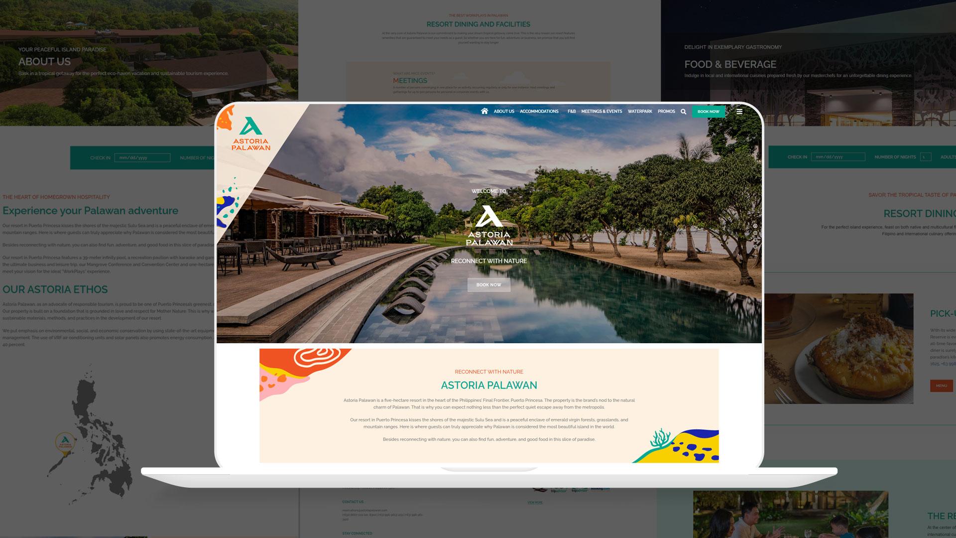 Astoria Palawan Desktop