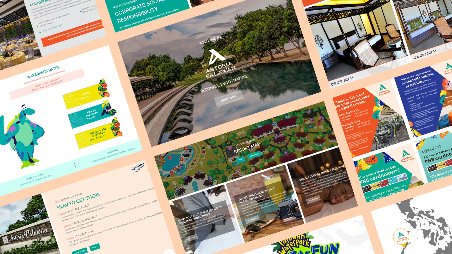 Astoria Palawan Screenshots