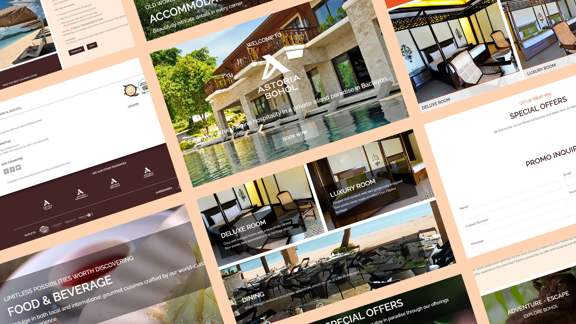 Astoria Bohol Screenshots