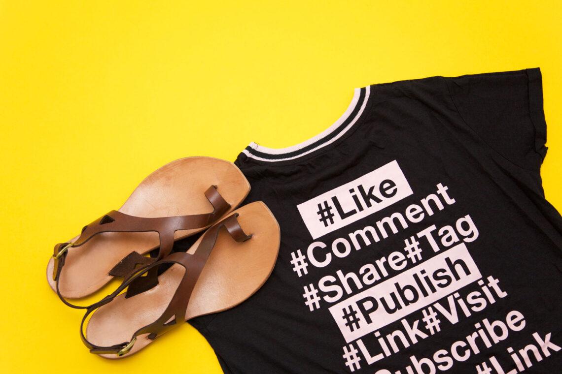 use right hashtags