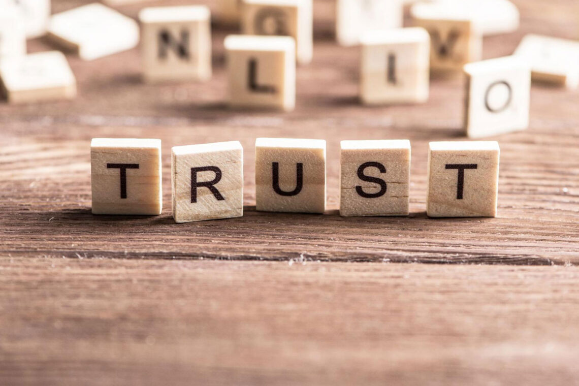 build trust with your audience
