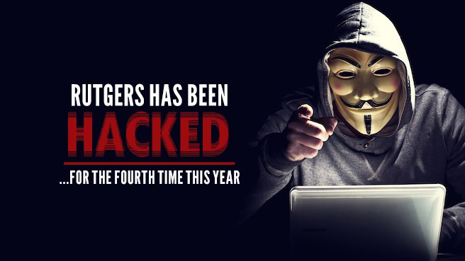rutgers hacked