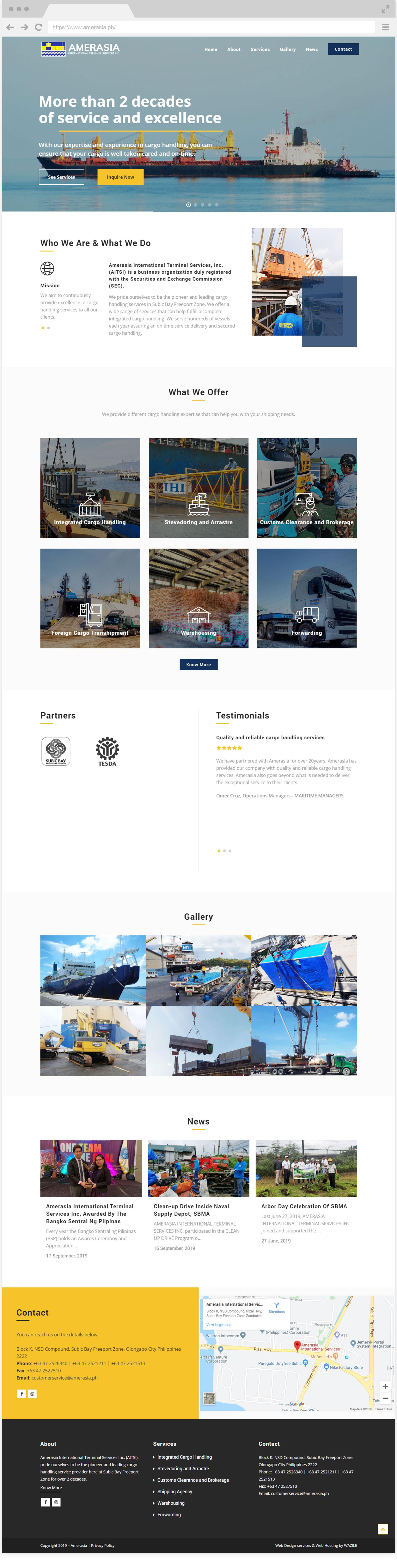 Amerasia Homepage