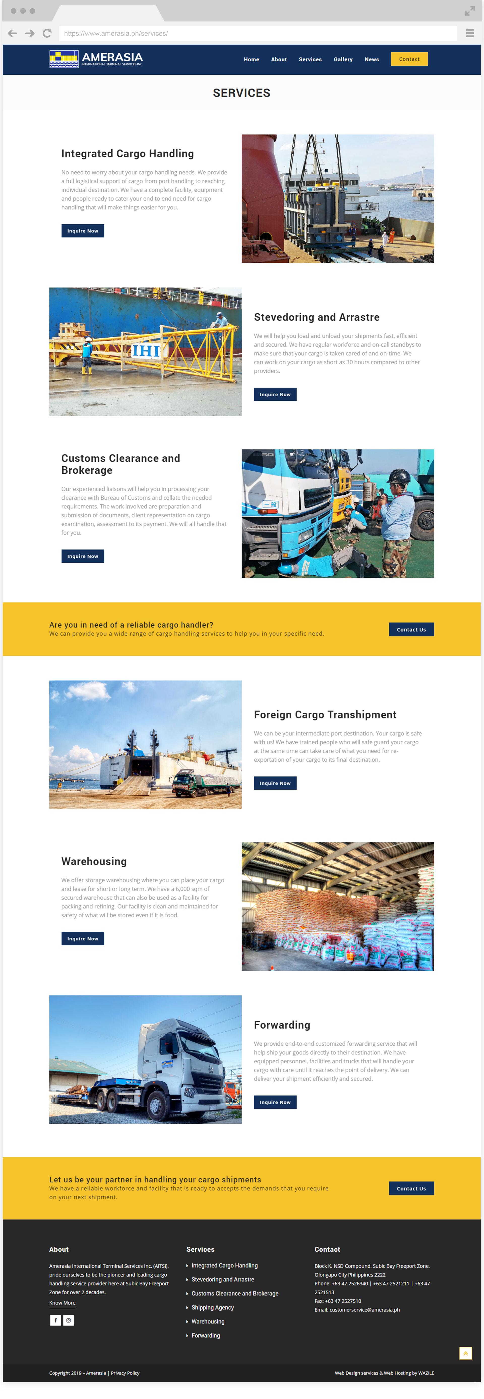 Amerasia Services