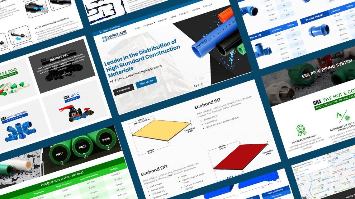 Parklane-Commercial Corp Screenshots