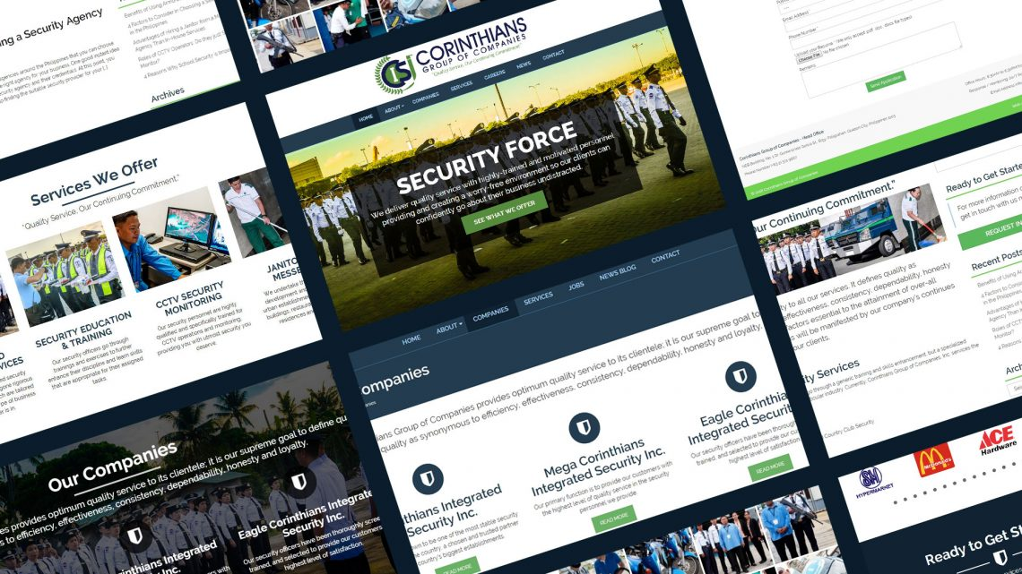 Corinthians Group Screenshots