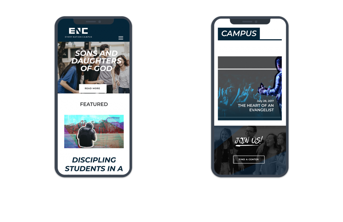 Every Nation Campus Mobile