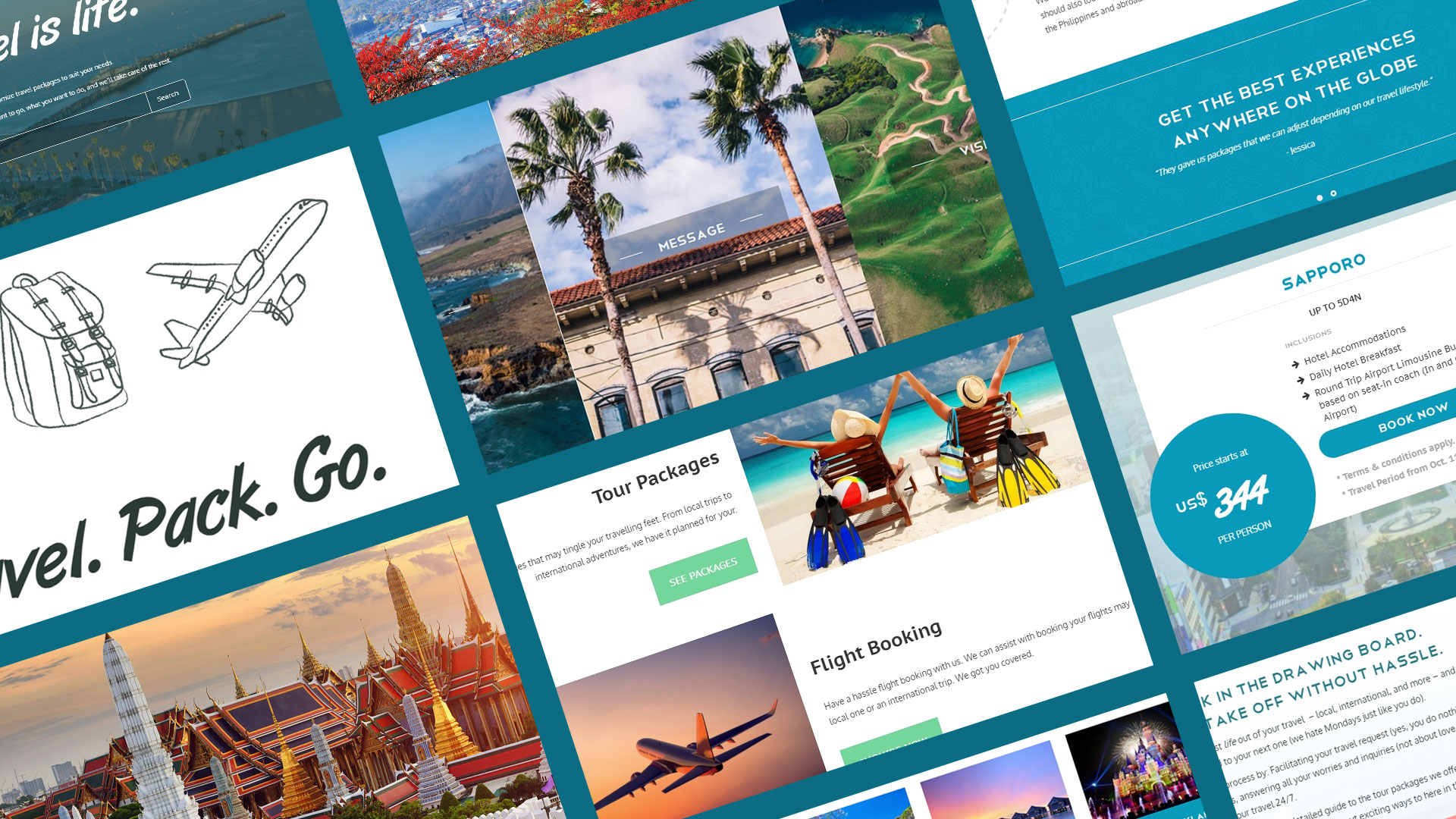 Streetrios Travel Screenshots
