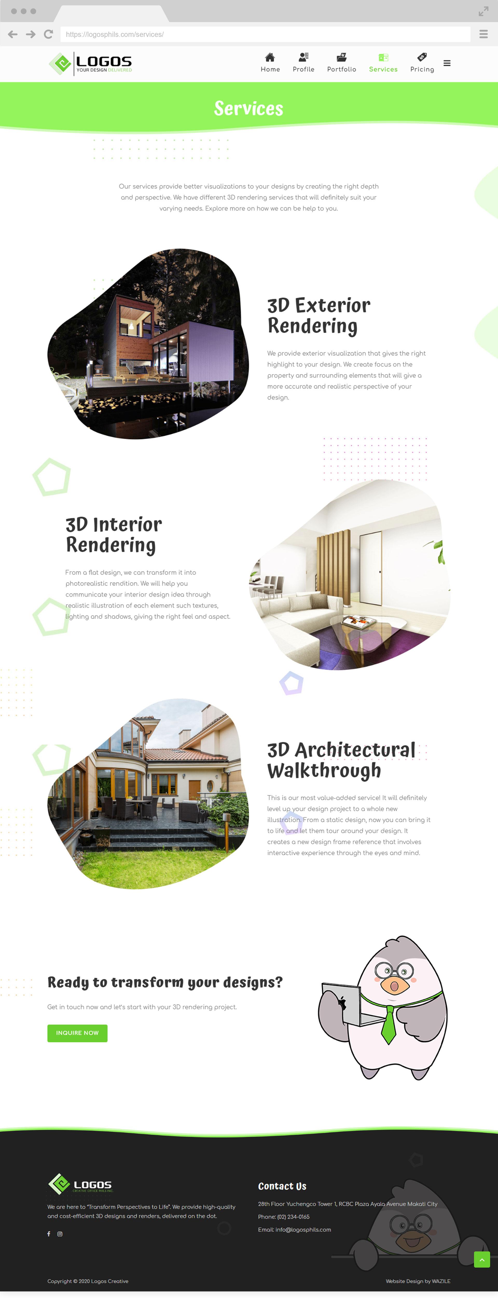 Logos Creative Services