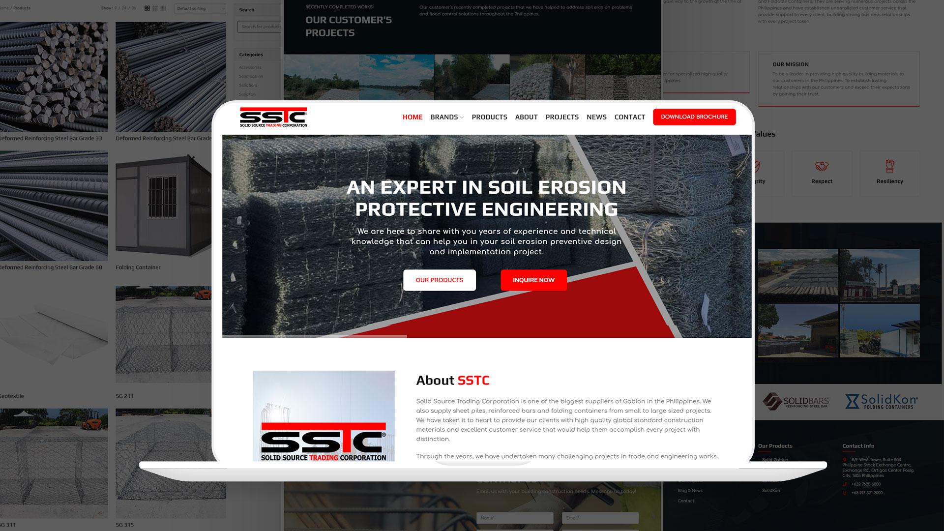 Solid Source Website